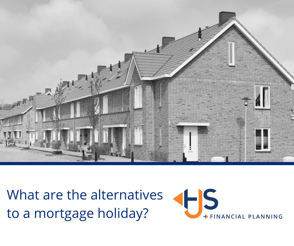 alternatives to a mortgage holiday